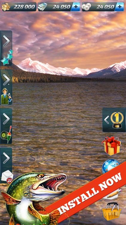 Let's Fish:Sport Fishing Games screenshot-4
