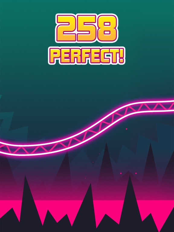 Rollercoaster Dash screenshot 7