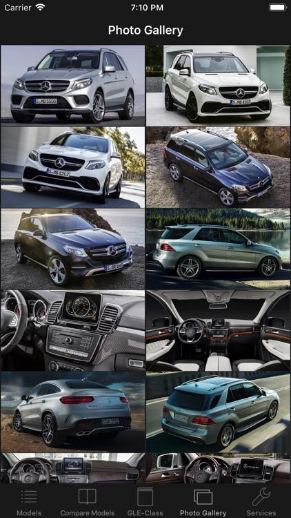 CarSpecs MBZ GLE-Class 2015 screenshot-3