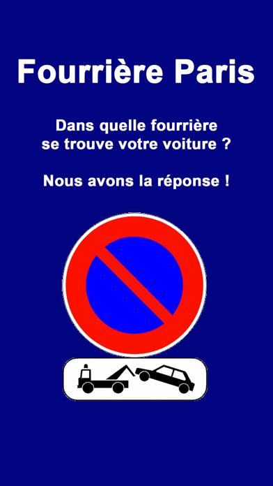 Fourriere Paris