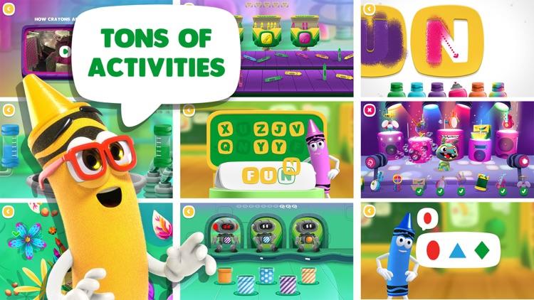 Crayola Create and Play screenshot-6