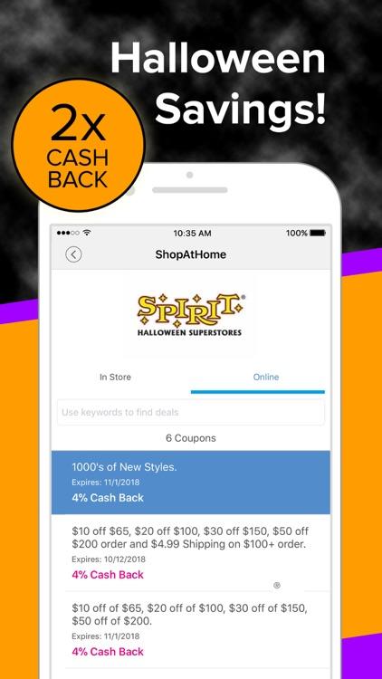 ShopAtHome Cash Back & Coupons