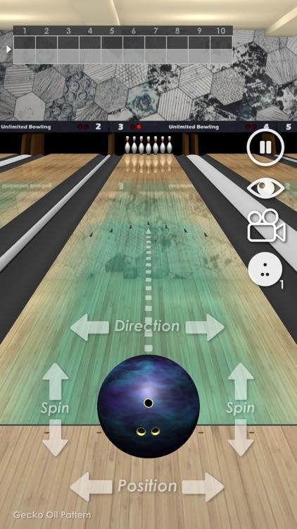 Unlimited Bowling screenshot-0
