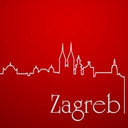 Zagreb Travel Guide Offline