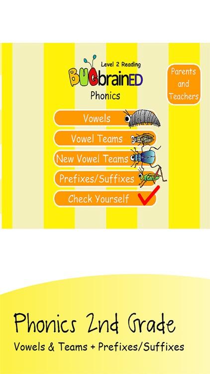 Phonics 2nd Grade