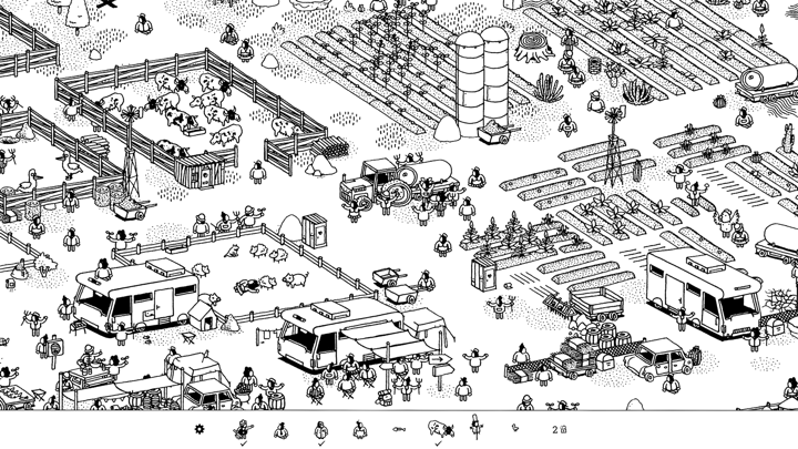 Hidden Folks Screenshots