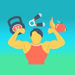 Fitness & Gym Stickers