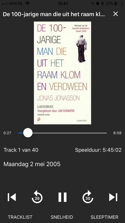 Luisterboeken.nl screenshot-3