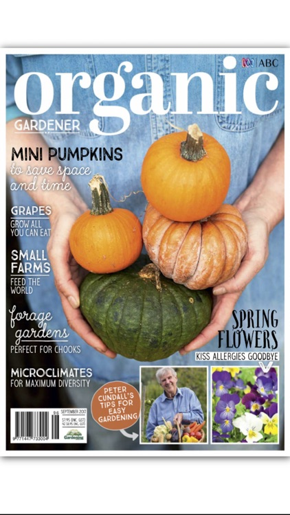 Organic Gardener Magazine screenshot-0