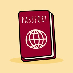 Travel Passport Stickers