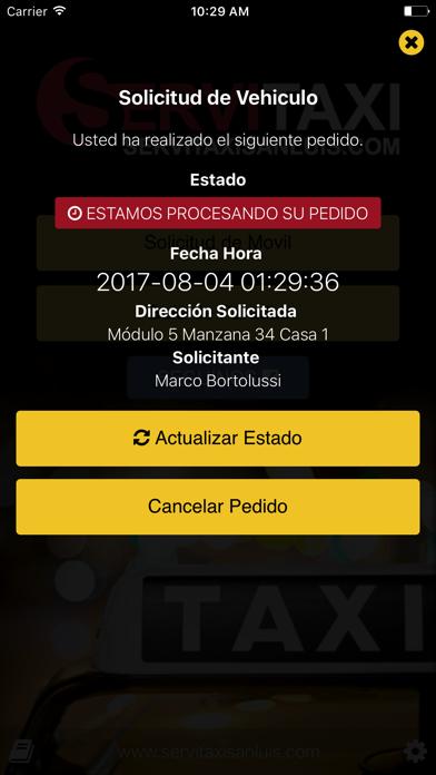 点击获取ServiTaxi San Luis