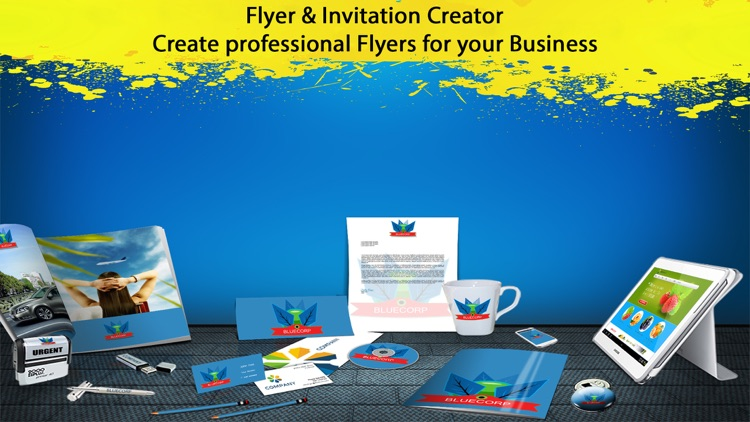 Flyer & Invitation Creator