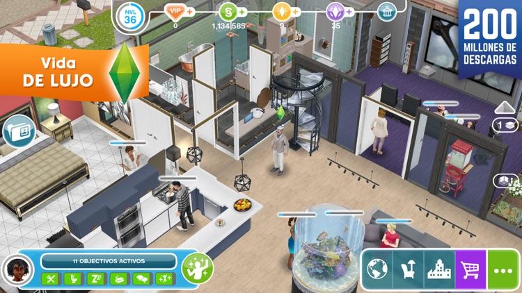 Los Sims™  FreePlay screenshot-0