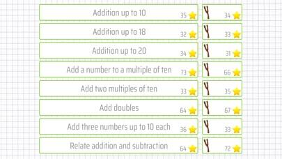 First grade Math - Addition screenshot 4