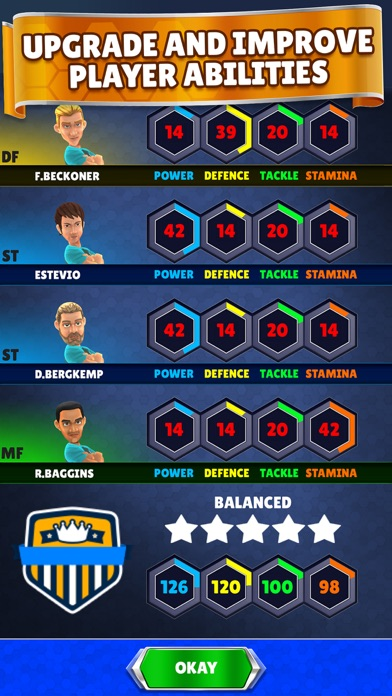Kings of Soccer Screenshot 5