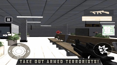 City Anti-terrorist Attack screenshot 1