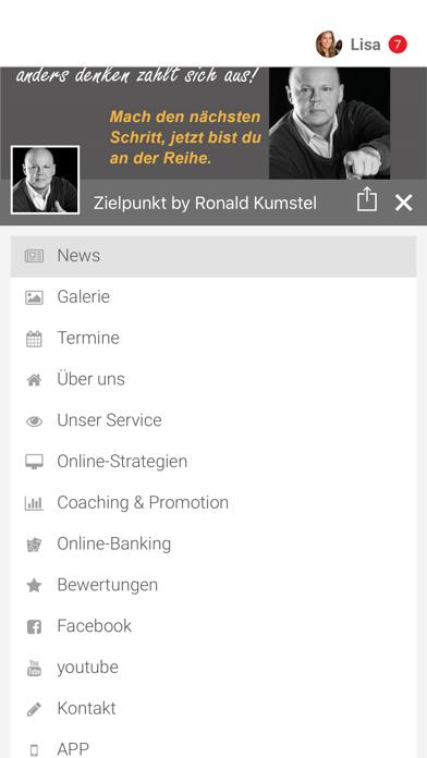 Zielpunkt by Ronald Kumstel screenshot 2
