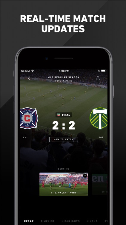 MLS: Live Soccer Scores & News screenshot-3