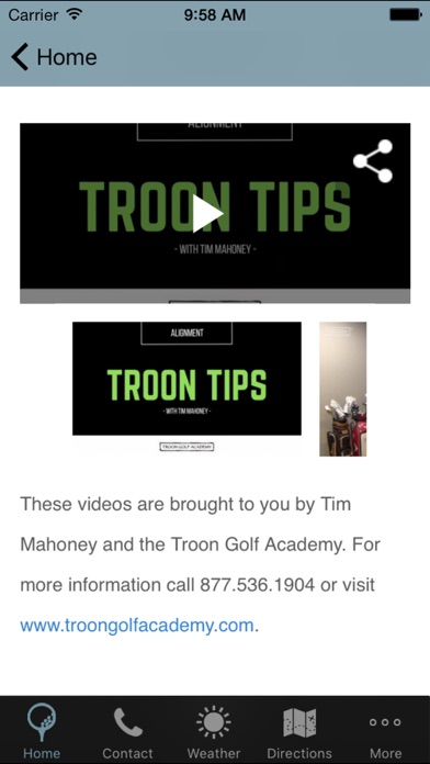 Troon North Golf Club screenshot four