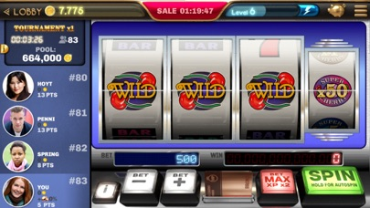 50x Cherry Slots Vegas screenshot one