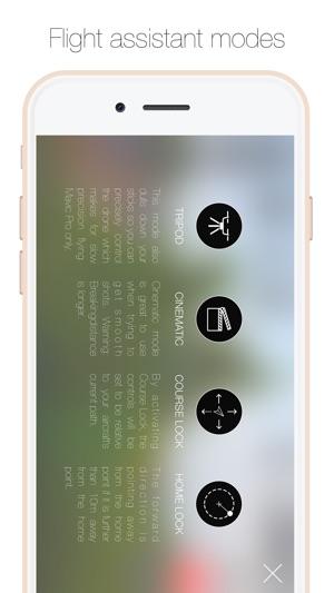 Drone Director für DJI Drohnen Screenshot