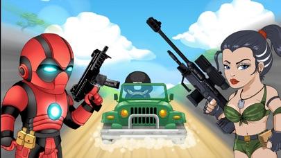 Turret Defense: BTD Battles Screenshot