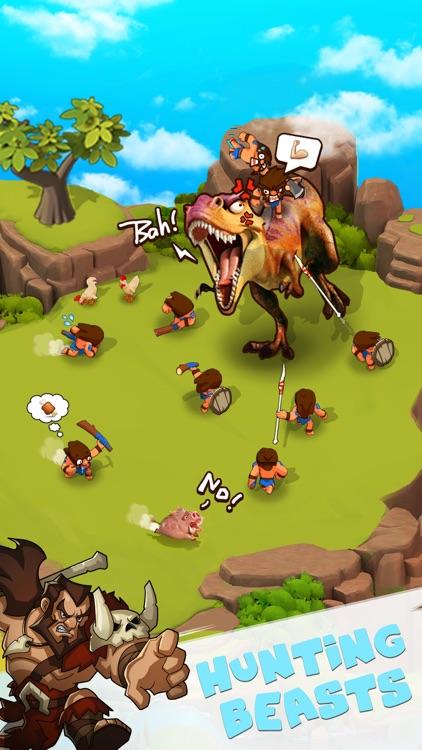 Tribes Age: Rise of Caveman screenshot-3