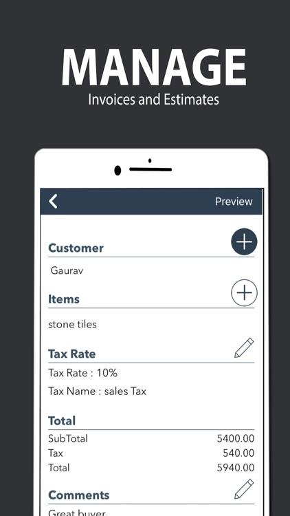 InvoiceNOW screenshot-3
