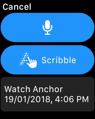 Screenshot #8 for Anchor Pointer Navigator