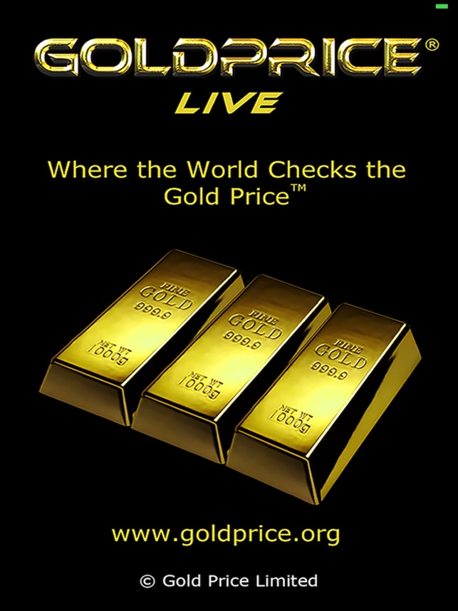Gold Price Live On The App Store
