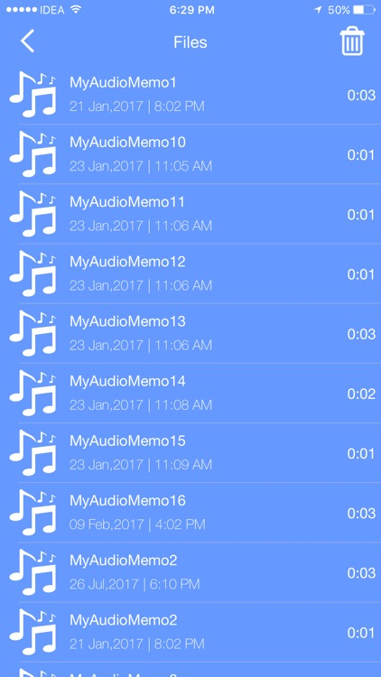 Voice Recorder PRO - Audio Memos & Voice Notes screenshot-2