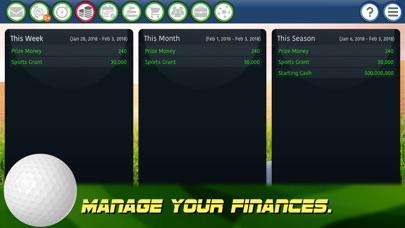 Golf Superstar screenshot 4
