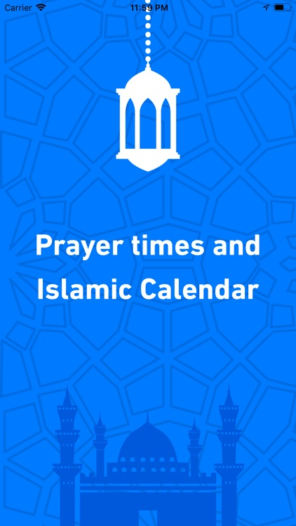 Prayer times & calendar screenshot-0