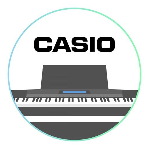 CASIO CDP-240R iOS App