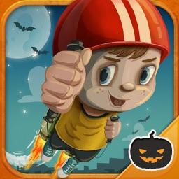 Sky Surfer Joe: Halloween Edition