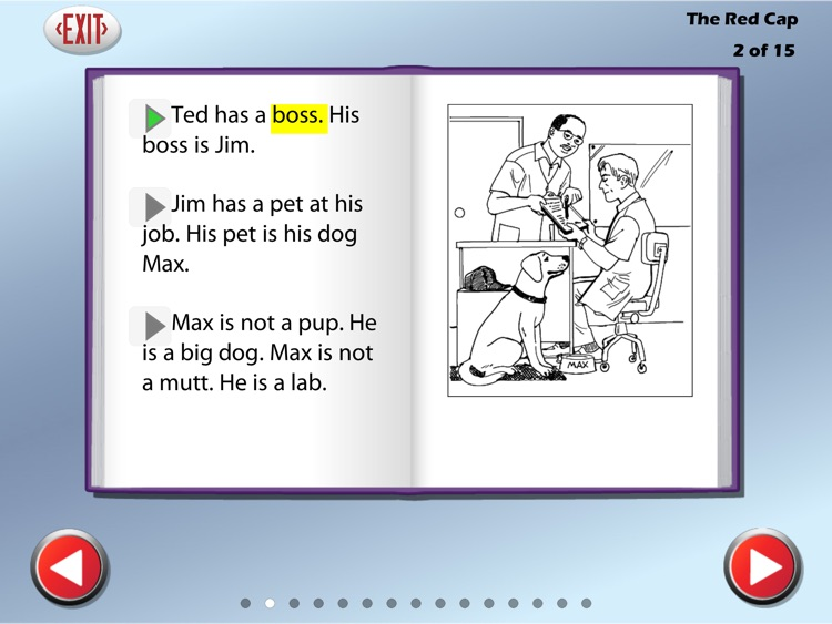 Sound Out Chapter Books screenshot-3
