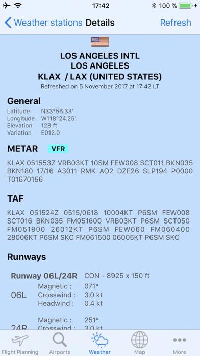 Flight Ops Screenshots