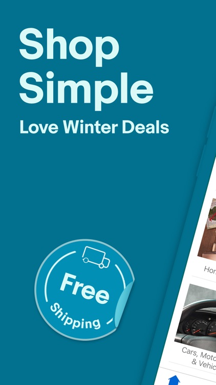 Buy & Sell This Holiday - eBay screenshot-0
