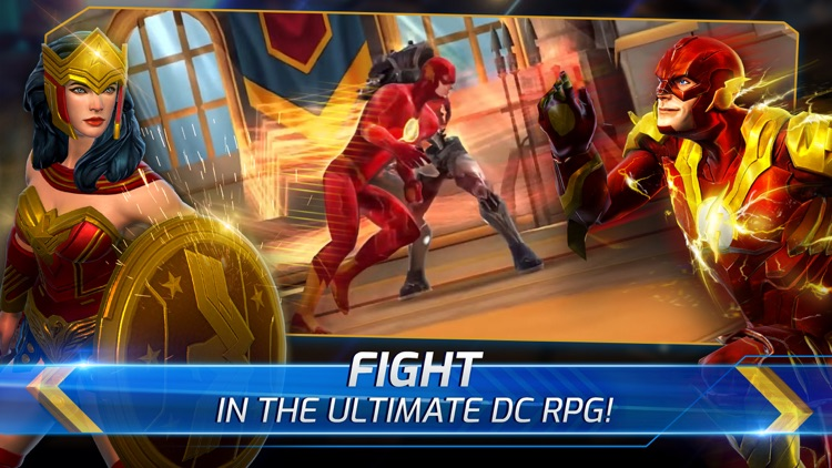 DC Legends: Battle for Justice screenshot-0