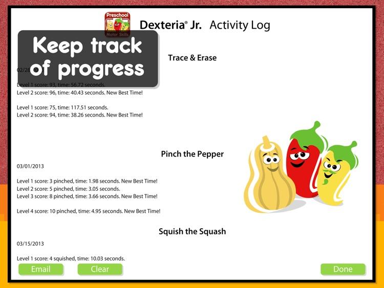 Dexteria Jr. VPP - Fine Motor Skill Development screenshot-4