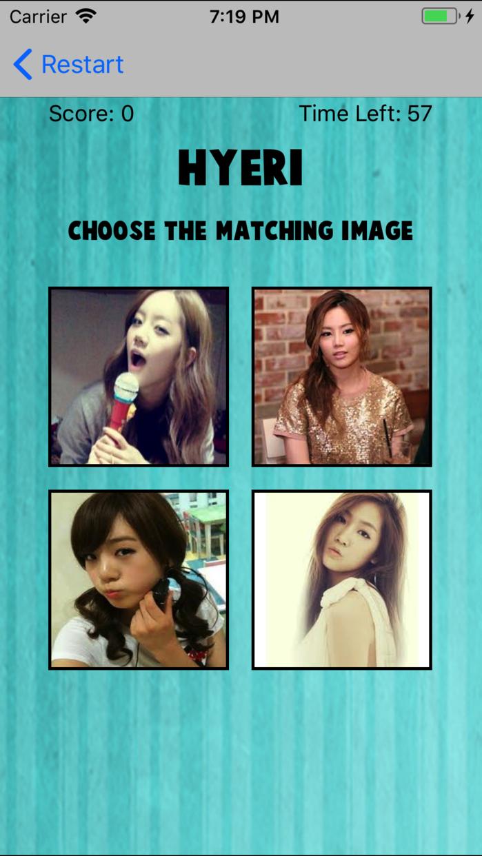 Kpop Quiz (K-pop Game) Screenshot