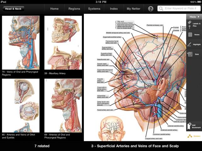 Netters Anatomy Atlas On The App Store