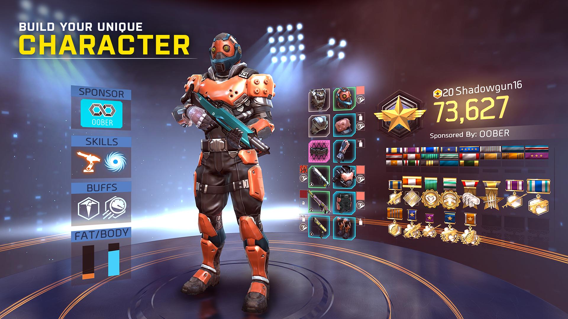 Shadowgun Legends: Online FPS screenshot 24