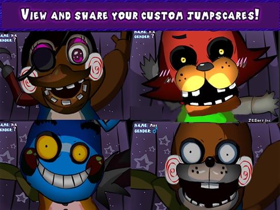 Игра Animatronic Jumpscare Factory