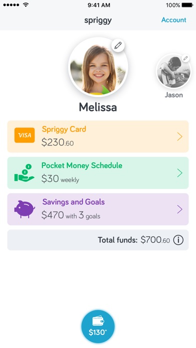 Download Spriggy Pocket Money for Pc