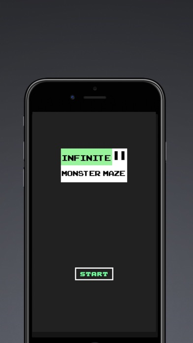 Infinite Monster Maze screenshot one