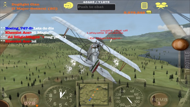 Get Dogfight Elite for iPhone and iPad for Free