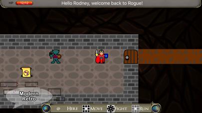 Rogue screenshot three