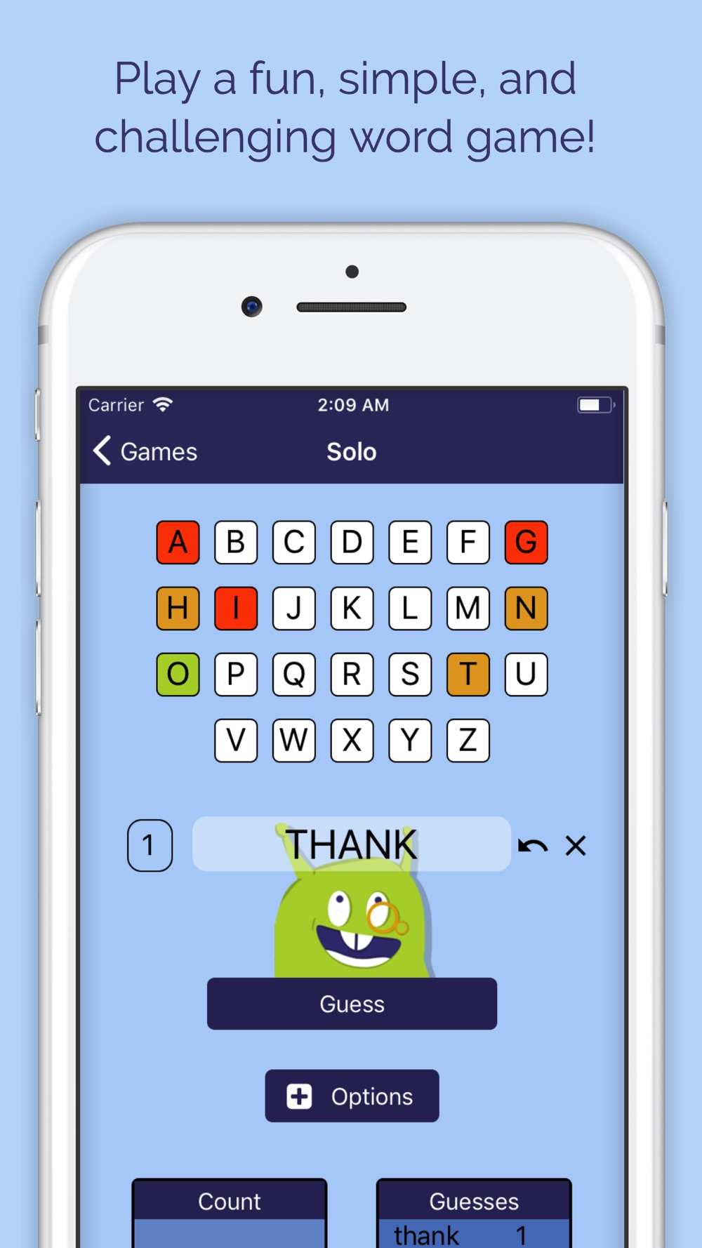 Mr Jotto - Classic Word Game hack tool