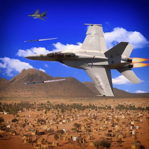 Jet Plane War Combat 2k17